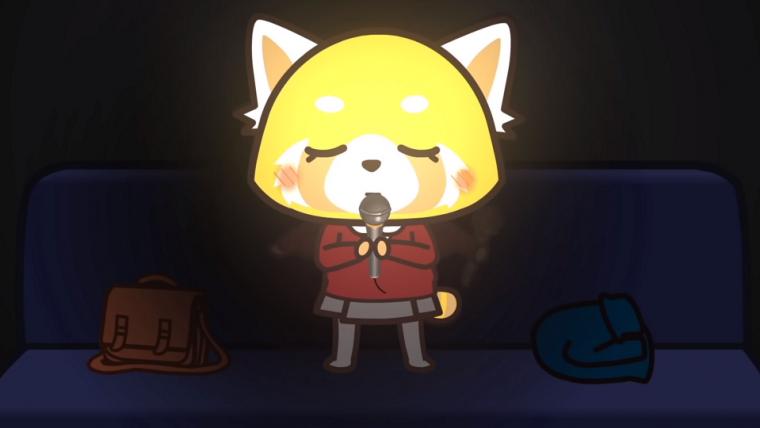 Aggretsuko terá segunda temporada em 2019