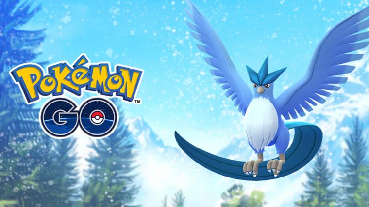 Pokémon GO | Articuno shiny estará disponível hoje (7) no jogo
