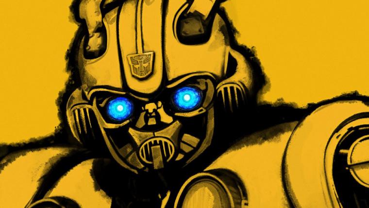 Bumblebee ganha pôster exclusivo da SDCC 2018