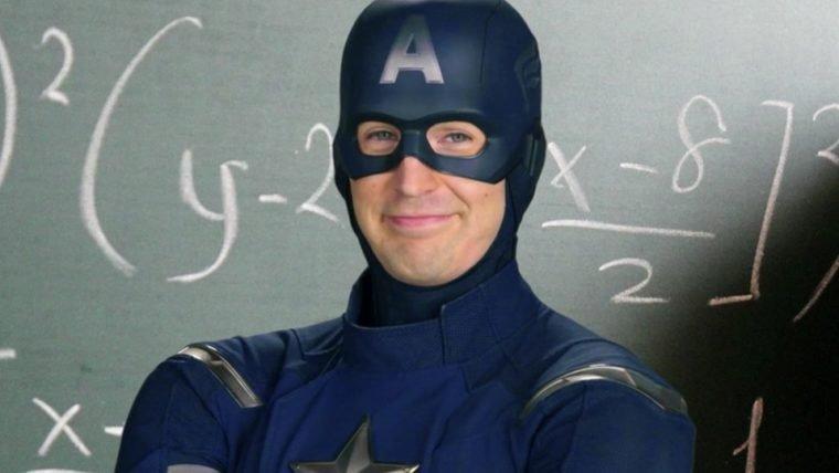 Cena cômica com Capitão América foi cortada de Homem-Formiga e a Vespa