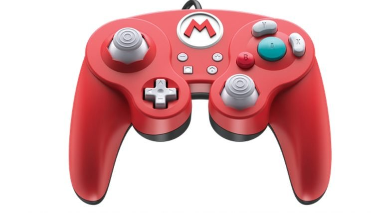 Empresa anuncia controles tematizados do GameCube para o Nintendo Switch