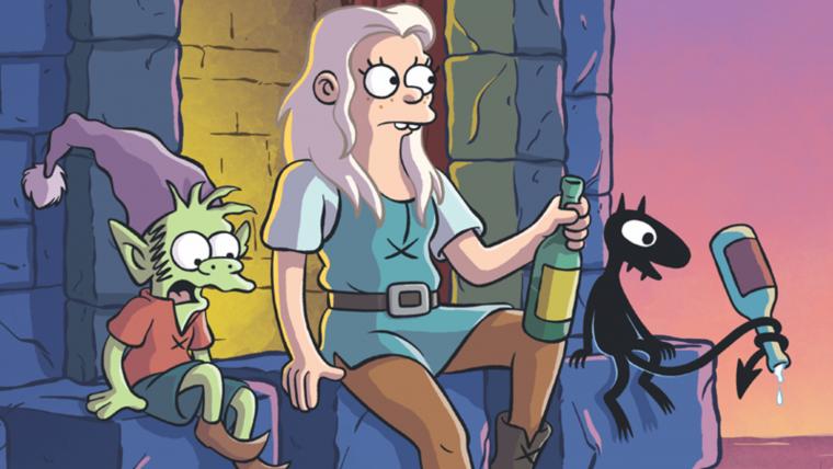 (Des)encanto, série da Netflix criada por Matt Groening, ganha trailer cheio de zoeiras