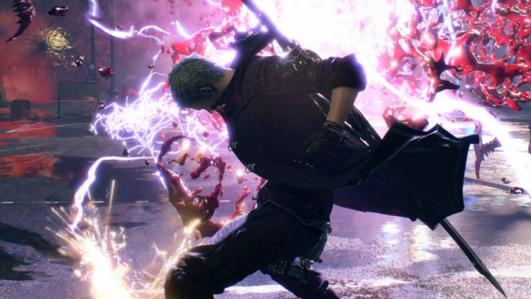 Combate de Devil May Cry 5 vai expandir a filosofia dos jogos anteriores, diz produtor