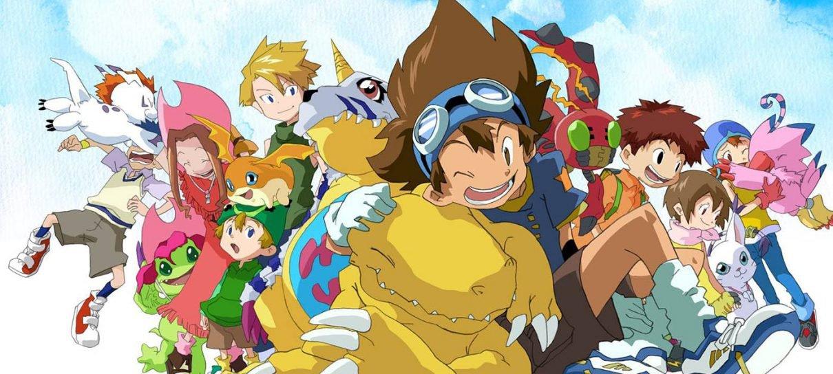 Digimon | Personagens clássicos serão adultos em novo filme