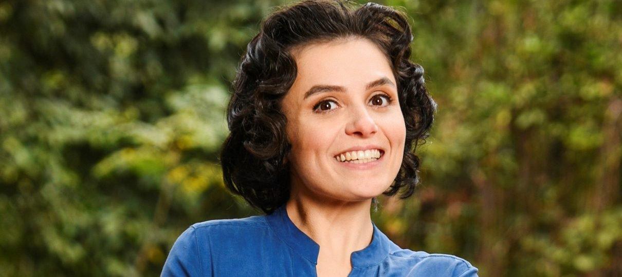 Turma da Mônica: Laços | Monica Iozzi aparece como Dona Luísa em foto