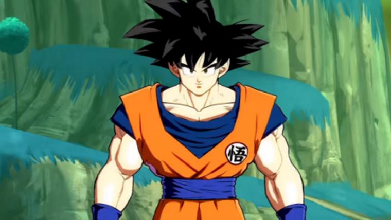Dragon Ball FighterZ   Goku e Vegeta clássicos ganham trailer de personagem