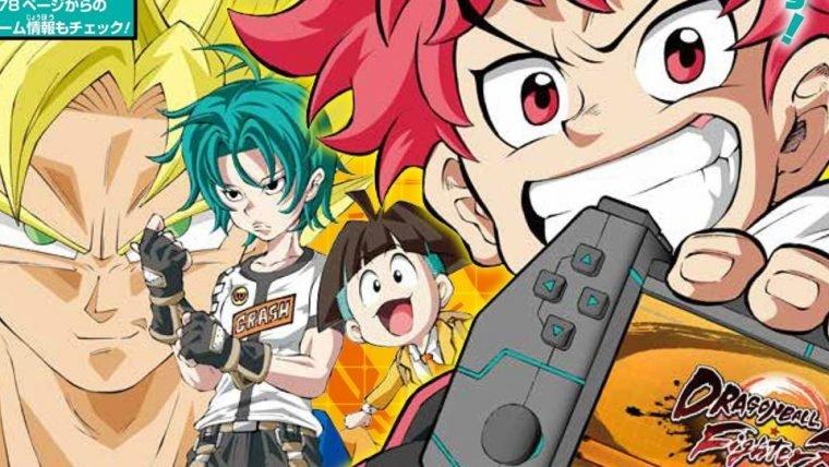 Dragon Ball FighterZ vai ganhar seu próprio mangá!