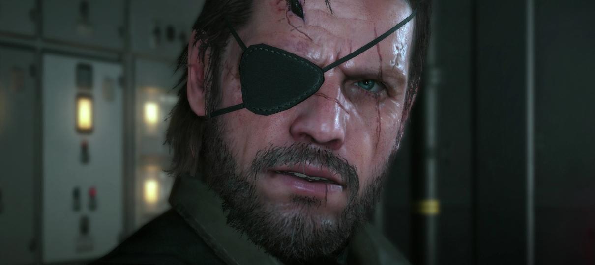 Roteiro do filme de Metal Gear Solid está pronto, revela diretor