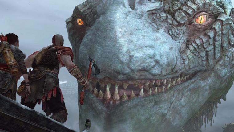 Cory Barlog quer uma série da Netflix baseada em God of War
