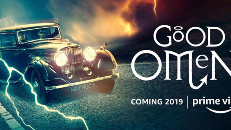 Batalha entre Céu e Inferno começa em cartaz de Good Omens