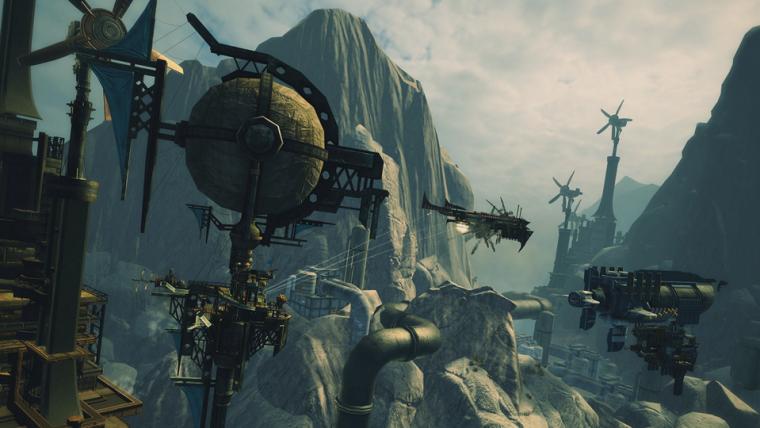 Guns of Icarus Alliance está de graça no PC