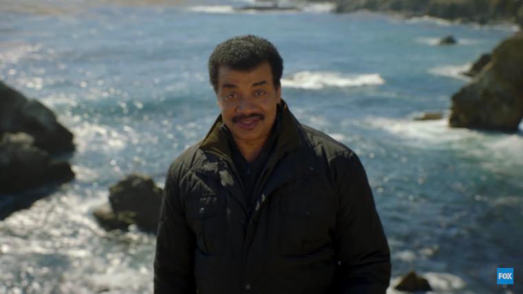 Cosmos | Neil deGrasse Tyson promete coisas épicas em trailer da nova temporada