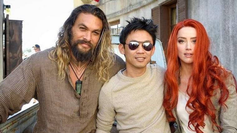 James Wan faz versão comentada do trailer de Aquaman