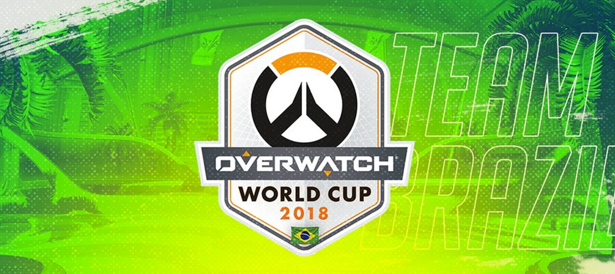Seleção brasileira da Copa Mundial de Overwatch é revelada