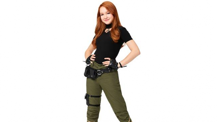 Sadie Stanley aparece como Kim Possible na primeira foto do live-action