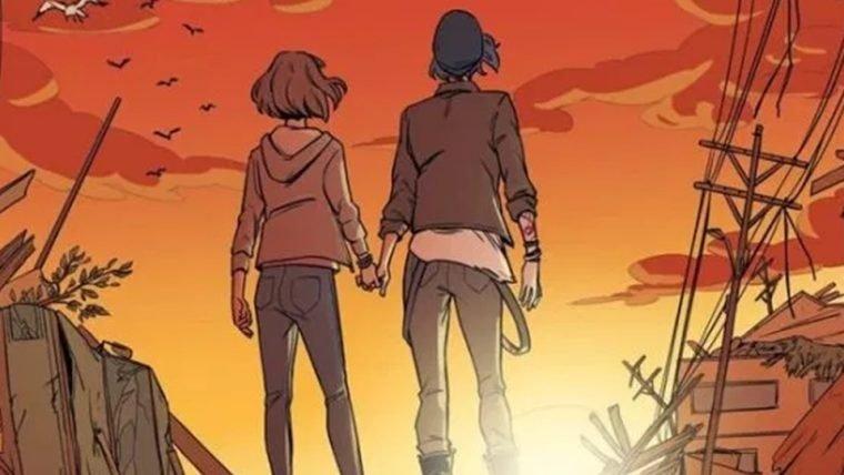 Primeiro volume da série de HQs de Life is Strange chega em novembro nos EUA