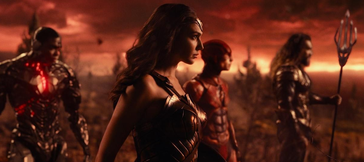 Warner não tem planos para lançar versão de Zack Snyder de Liga da Justiça