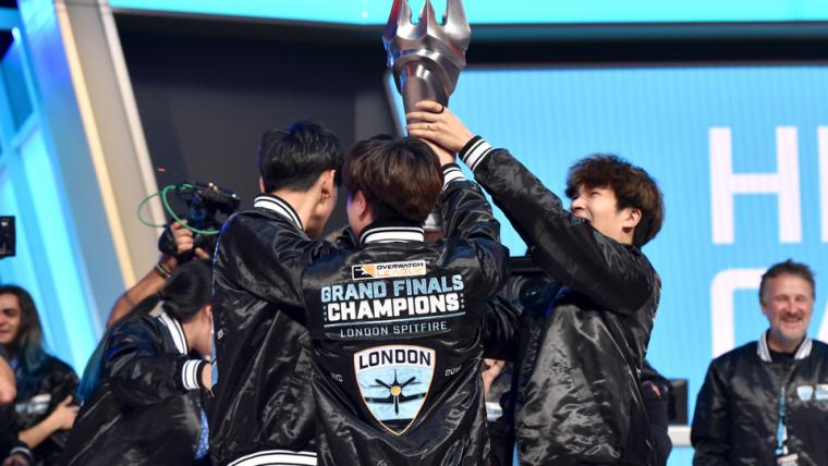 Plantão dos esports: London Spitfire é campeã da Liga Overwatch e chineses vencem no PUBG
