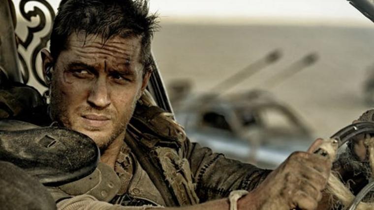 Tom Hardy quer fazer mais filmes de Mad Max!