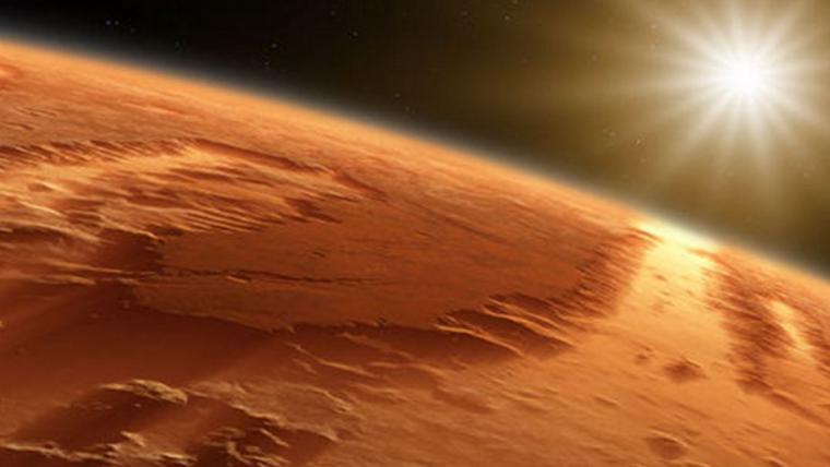 Sonda InSight da NASA pousa em Marte com sucesso