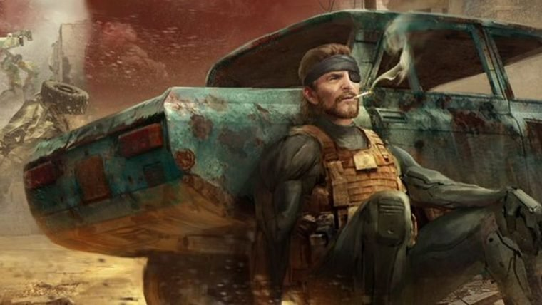 Metal Gear Solid | Diretor compartilha novas artes conceituais do filme