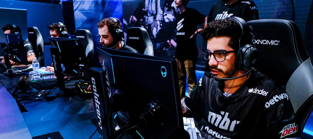 CS:GO | mibr vence Cloud9 e enfrenta Team Liquid pela vaga nos playoffs da Eleague Premier