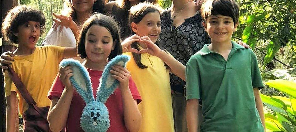Turma da Mônica - Laços encerra suas filmagens
