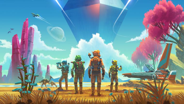 Diretor de No Man's Sky admite erro no lançamento do jogo
