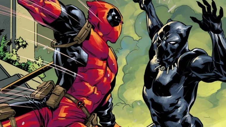Deadpool vai enfrentar Pantera Negra em HQ