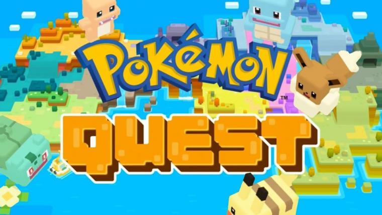Pokémon Quest chega a 7.5 milhões de downloads em menos de dois meses
