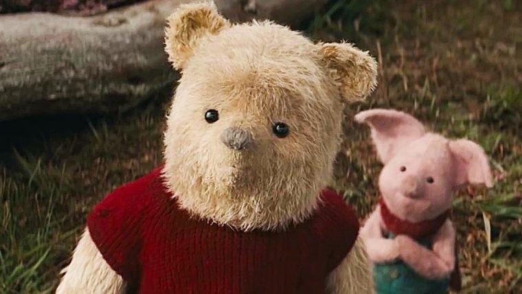 Christopher Robin   Pooh e a turma do Bosque dos Cem Acres se aventuram no novo trailer