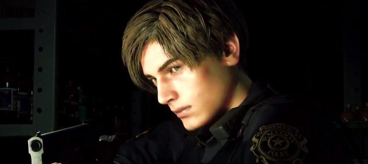 Resident Evil 2 | Edição de colecionador terá miniatura de Leon e art book especial