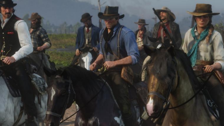 Take-Two não espera que Red Dead Redemption 2 venda tão bem quanto GTA V