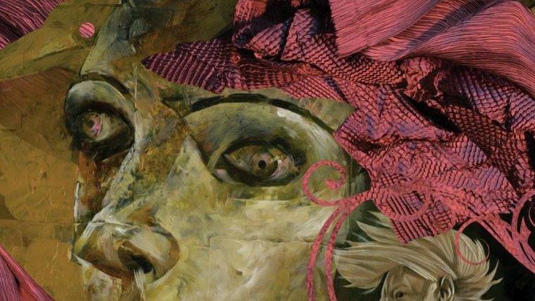 The Sandman Universe | Dave McKean ilustra primeira capa da HQ