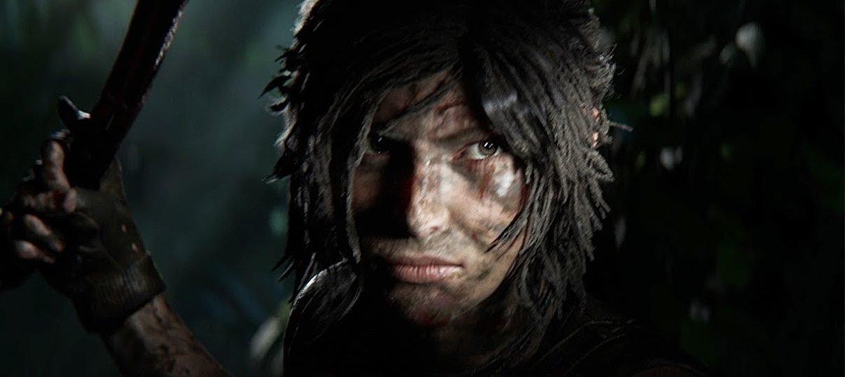 Shadow of the Tomb Raider chega na fase ouro e está pronto para lançamento!