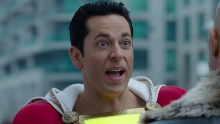 Diretor revela easter eggs de Liga da Justiça e Batman vs Superman no trailer de Shazam!