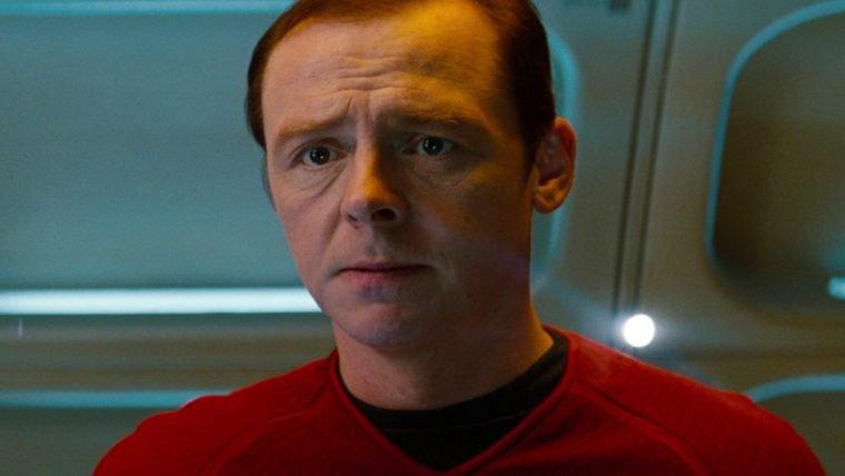 Simon Pegg fala sobre fãs tóxicos de ficção científica e filmes de super-herói