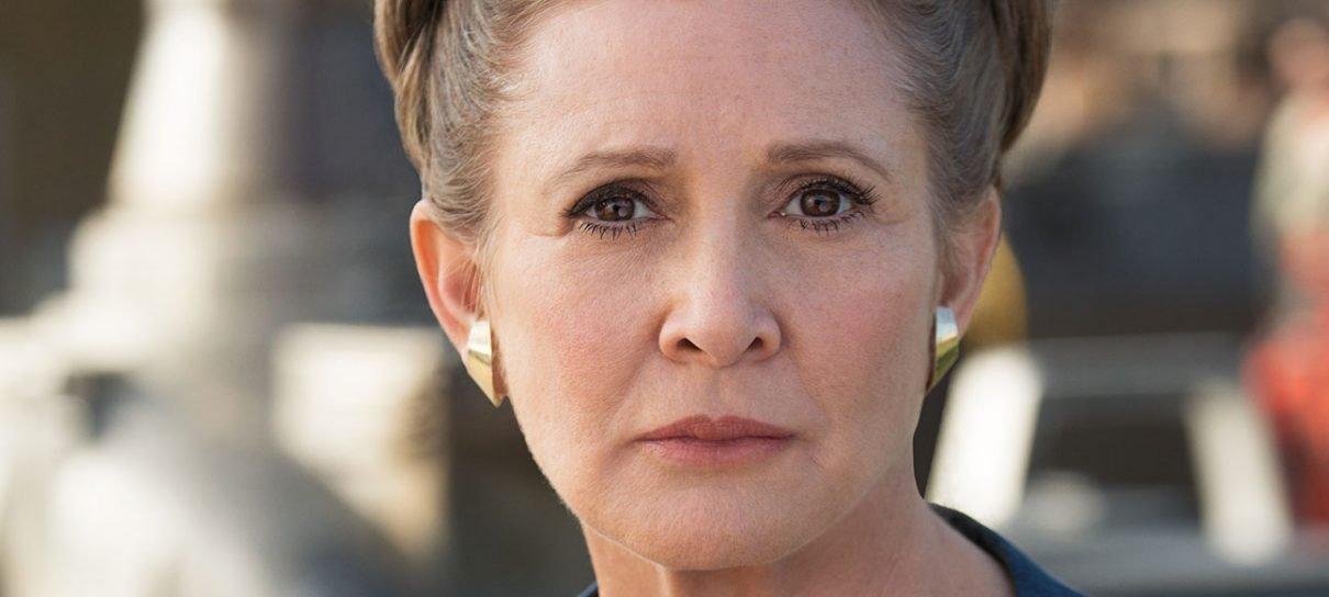 Star Wars: Episódio IX   Lucasfilm confirma presença de Leia no filme
