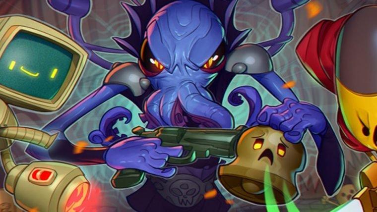 Devolver Digital tem cerca de 12 jogos planejados para sair neste ano no Switch