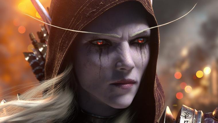 Curtas animados de World of Warcraft contarão a história de Sylvanas, Jaina e Aszhara