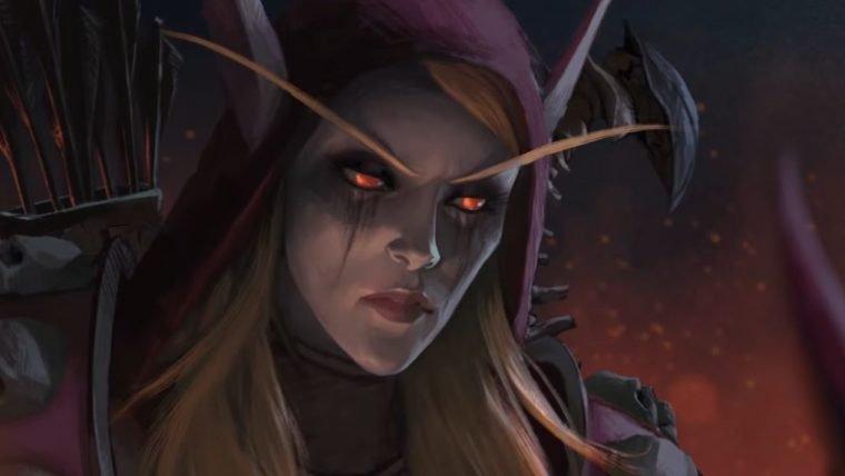 Sylvanas não tem piedade em novo curta de World of Warcraft