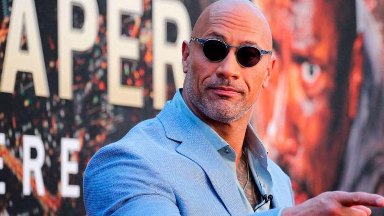 The Rock se torna o ator mais bem pago da história!