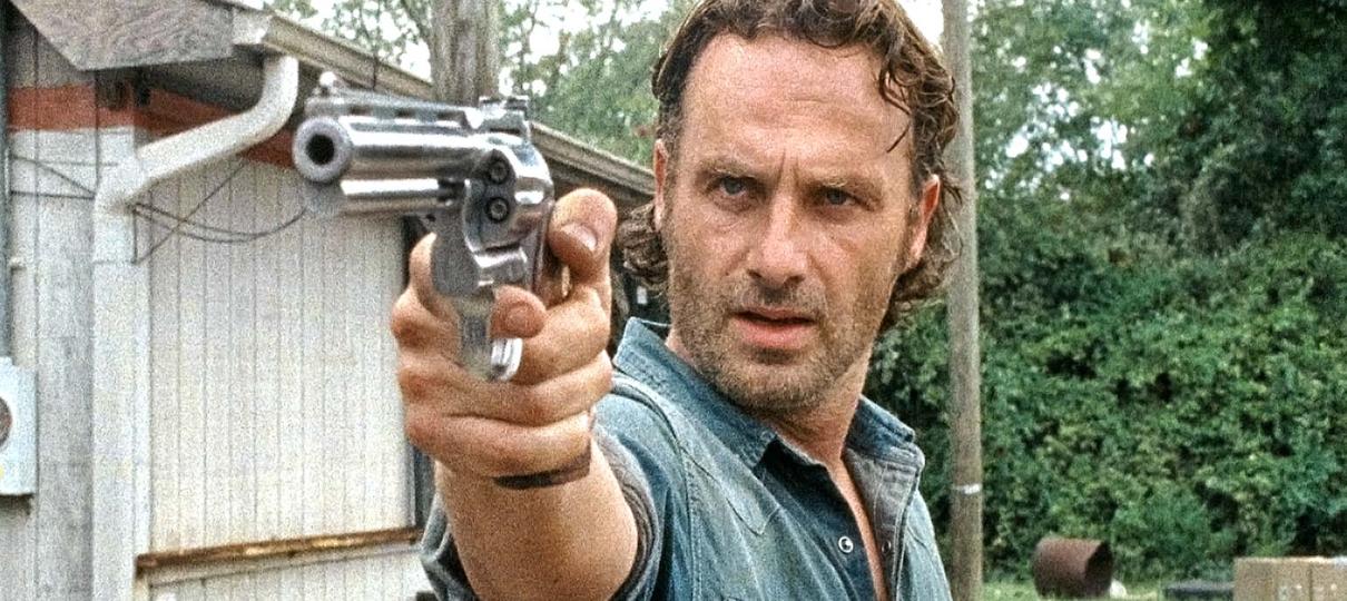 The Walking Dead | Andrew Lincoln critica a brutalidade de uma das mortes da série