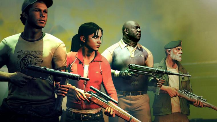 Estúdio de Left 4 Dead está trabalhando em um novo projeto