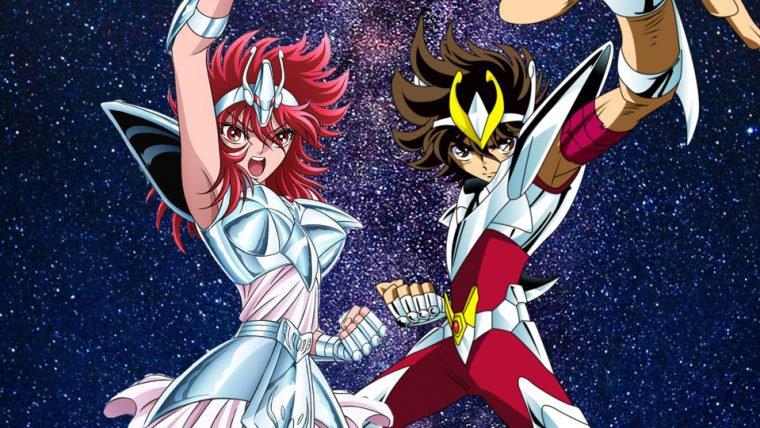 Cavaleiros do Zodíaco e anime de Saintia Shô ganharão novidades em agosto