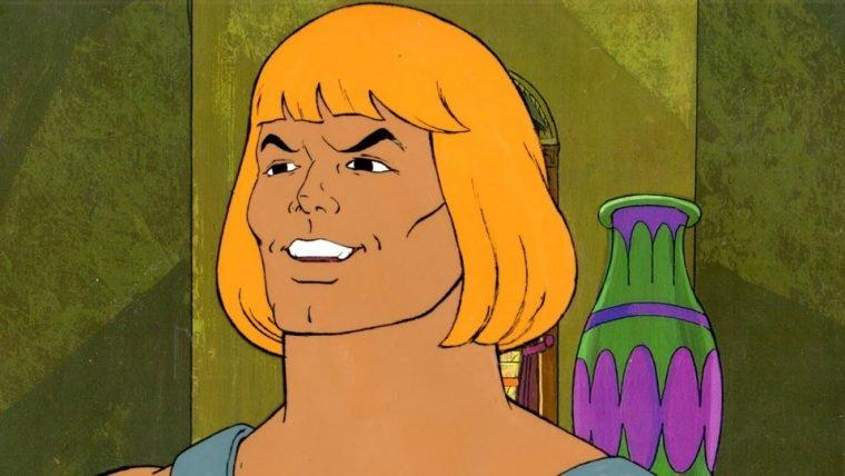 Conquiste os poderes de Grayskull com esta POCHETE do He-Man!