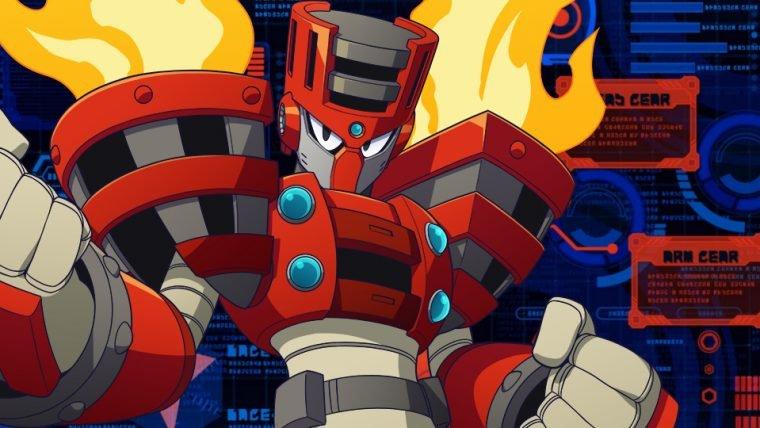 Mega Man 11 apresenta Torch Man e seu estágio em novos trailer e imagens