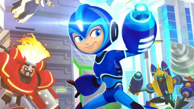 Mega Man: Fully Charged ganha data de estreia na SDCC