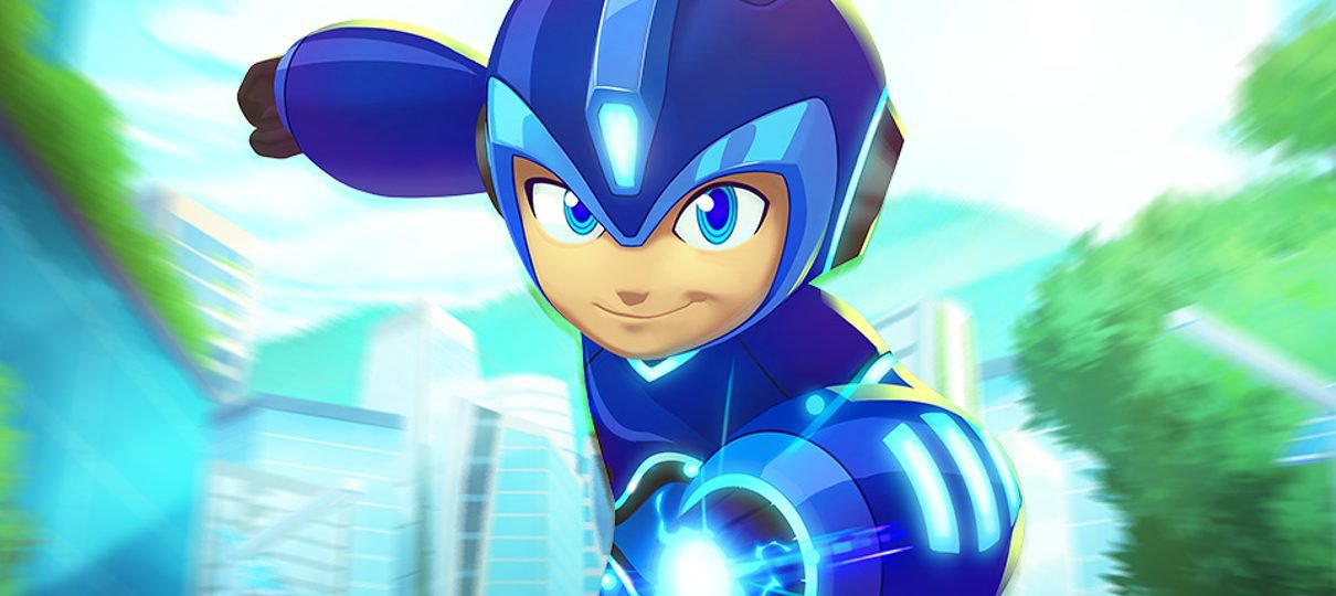 Mega Man: Fully Charged | Novo desenho animado será mostrado na SDCC 2018