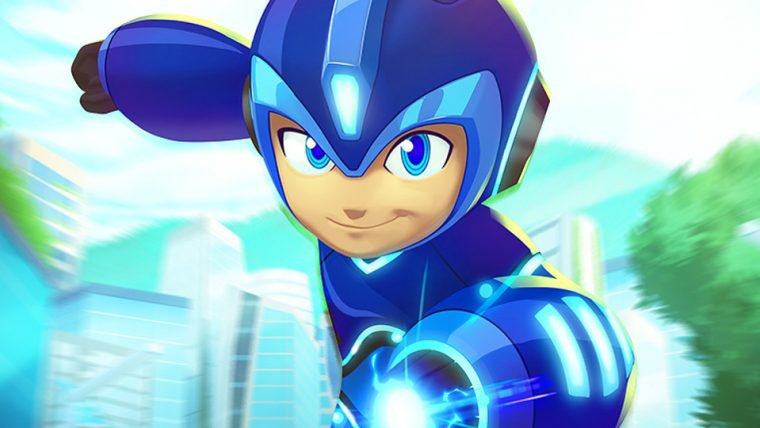 Mega Man: Fully Charged   Novo desenho animado será mostrado na SDCC 2018
